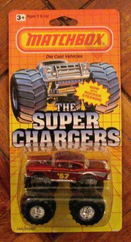 Matchbox Super Chargers   eBay