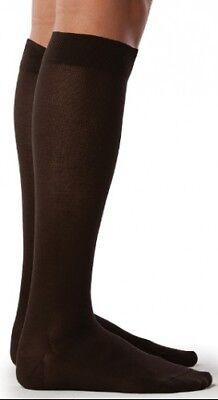 Sigvaris Sea Island Cotton 15-20 mmHg Calf High Compression Socks for Women 151C