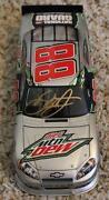 Dale Earnhardt Autograph