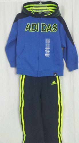Adidas Track Suit Kids Ebay