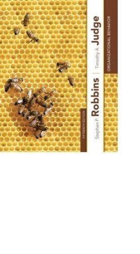 Organizational behavior robbins textbooks education ebay fandeluxe Image collections