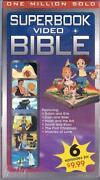 Superbook VHS