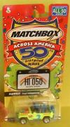 Matchbox Across America