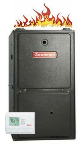 Gas Furnaces Goodman Rheem And Lennox Ebay