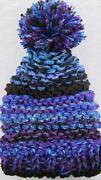 Hand Knitted Bobble Hat