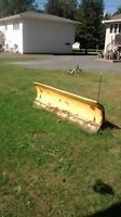 Fisher snow plow 7.5 foot 88-00 Chevy K1500 K2500