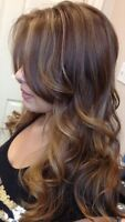 """Summer Special """"Haircut&Highlights"""" 20%Off"""