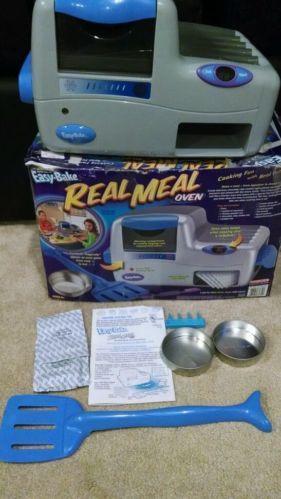 Easy Bake Real Meal Oven Ebay