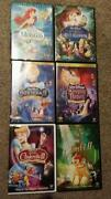 Cinderella DVD Lot