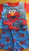 Elmo Toddler Clothes