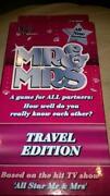 Mr & Mrs Game