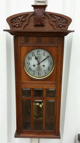 German Wall Clock Ebay
