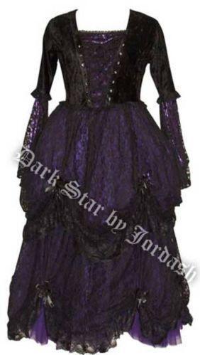 Plus Size Gothic Dress Ebay