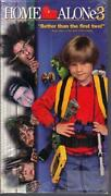Home Alone 3 VHS