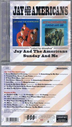 Jay And The Americans Music Ebay