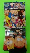 Family Guy Boxers
