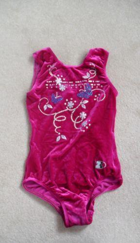 Pink Gymnastics Leotards | eBay