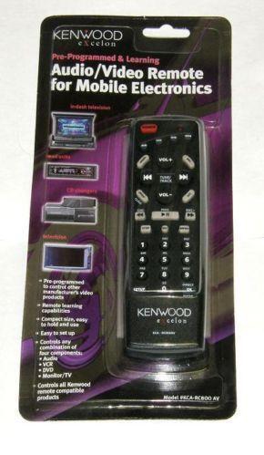 Kenwood Receiver Remote Ebay