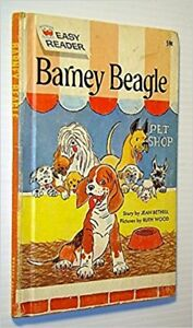 Wonder Books - Barney Beagle Hardcover – 1962