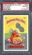 Garbage Pail Kids 1986