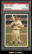 Carl Furillo Baseball Card