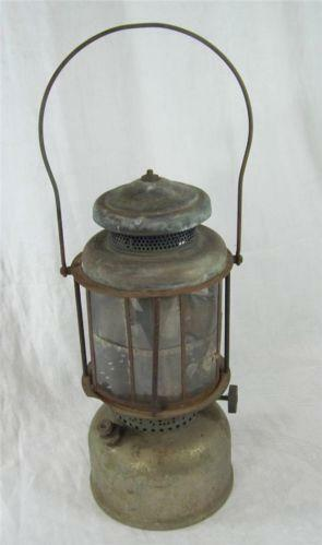 Antique Camping Lantern Ebay