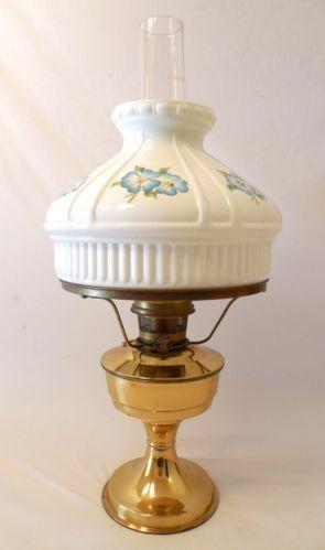 Aladdin Lamp Glass Shade Ebay