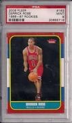 Derrick Rose Fleer Rookie