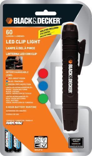 Black Decker Flashlight Ebay