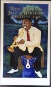 New Orleans Jazz Festival Poster
