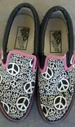 Peace Sign Shoes