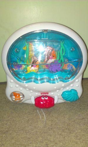 Fisher Price Aquarium Baby Ebay