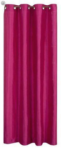 Fuchsia Curtains Ebay