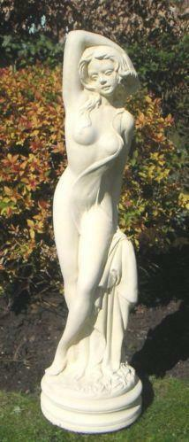 lady garden statue ebay