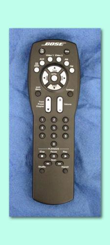 Bose 321 Remote Control Ebay