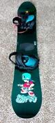 Used Snowboard with Bindings