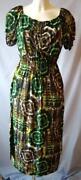 Satsuma Dress