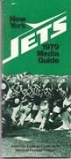 New York Jets Media Guides