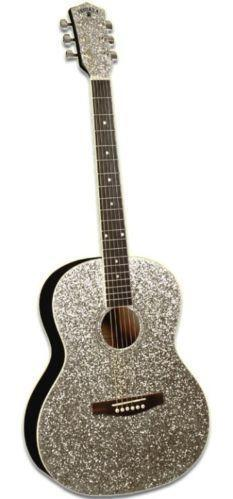 Sparkle Acoustic Guitar