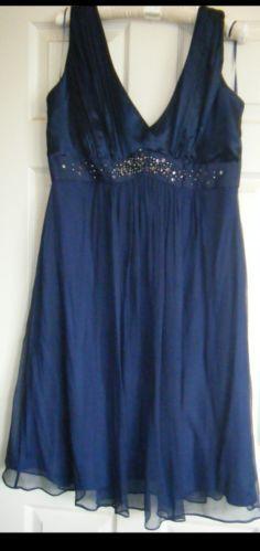 Marks And Spencer Evening Dress Ebay