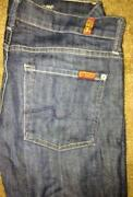 7 Seven for All Mankind Size 28