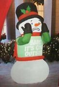 Animated Christmas Inflatable