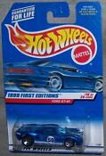 Hot Wheels 1998 First Editions 40 Ford