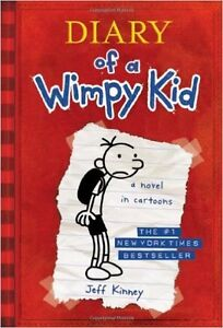 BRAND NEW DIARY OF A WIMPY KID #1