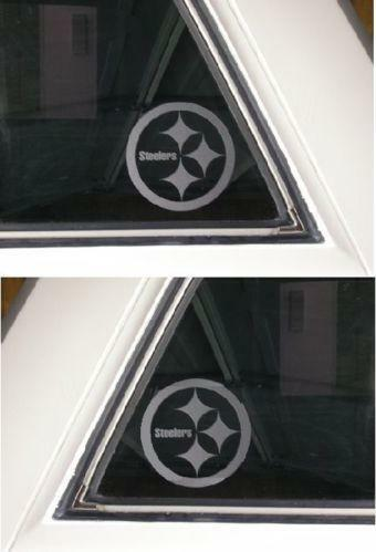 Pittsburgh Steelers Vinyl Decals Ebay