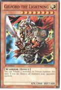 Yugioh Gilford The Lightning