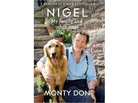 Nigel, my Family, and other Dogs - Monty Don