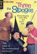 Three Stooges Comic