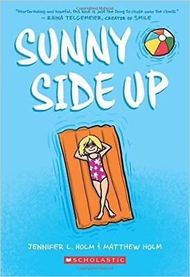 Sunny Side Up  Heavy Color Comic Book  8 Quot  X 5 Quot  X 3
