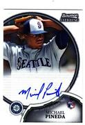 Michael Pineda Rookie